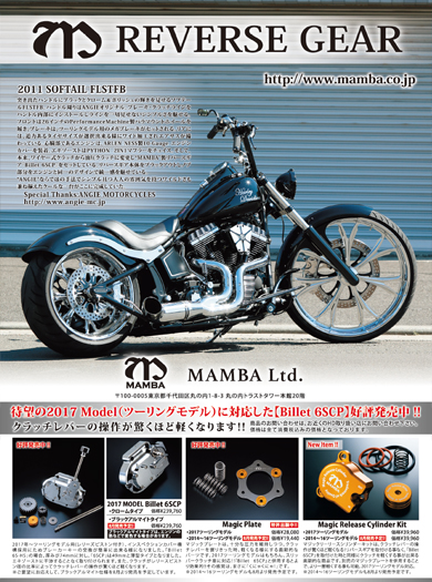 2011 SOFTAIL FLSTFB Billet 6SCP