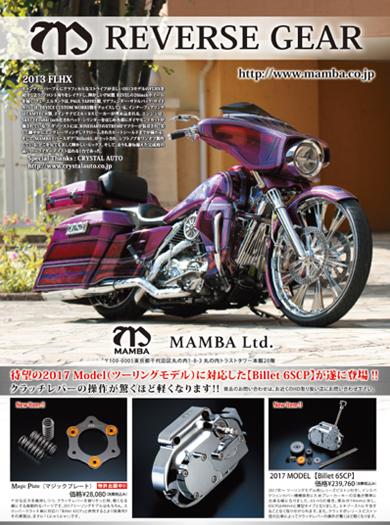 2013 FLHX Billet6S