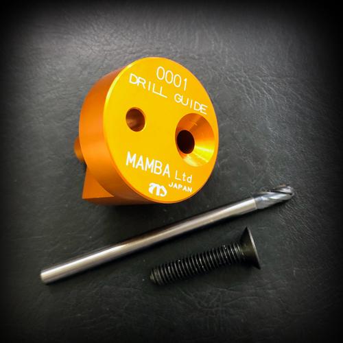 DRILL GUIDE(Rメインギアドリリング加工用)